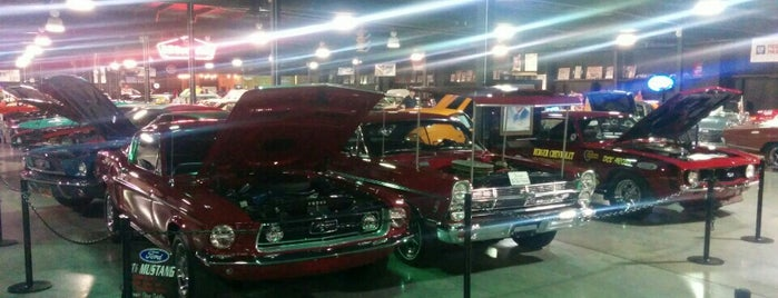 Muscle Car Museum is one of Gatlinburg/Pigeon Forge To-Do List.