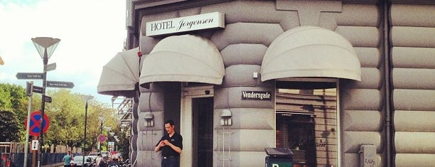 Hotel Jørgensen is one of Hotels.