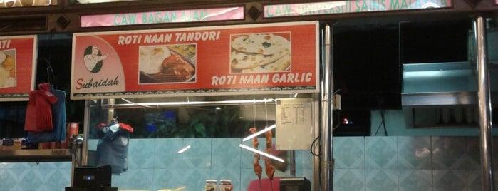 Restoran Nasi Kandar Subaidah is one of Makan @ Utara #12.
