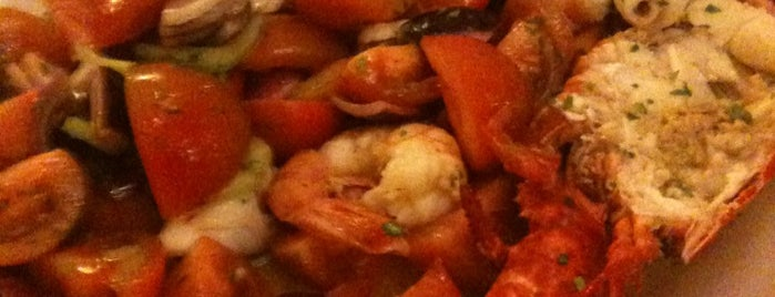 Zio Pesce is one of Milan(o) the BEST! = Peter's Fav's.
