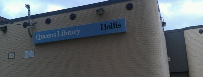 Queens Library at Hollis is one of 2012 Summer Reading Parties.