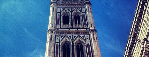 Campanile di Giotto is one of Florence.