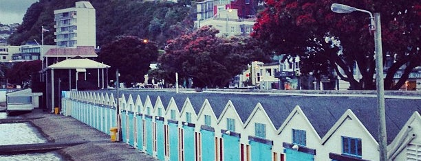 Wellington Waterfront is one of Places with Personality in Wellington.