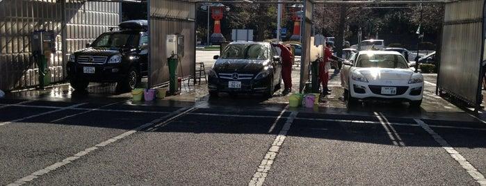 スプラッシュ上井草 is one of コイン洗車場(横浜周辺).