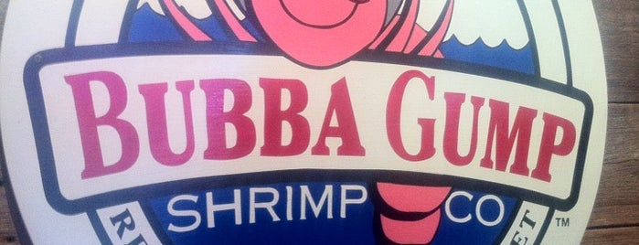 Bubba Gump Shrimp Co. is one of Favorite Restaurant In NYC.