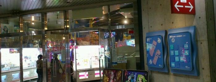 ムーンライト弁天町 is one of 関西のゲームセンター.