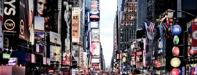Times Square is one of SEOUL NEW JERSEY.