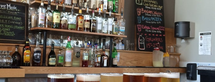 Day Block Brewing Company is one of Minneapolis-St. Paul Tap Room Directory.