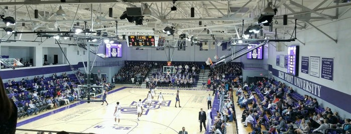 Millis Athletic and Convocation Center is one of Sports Venues I've Worked At.
