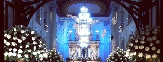 Catedral Basílica Nossa Senhora das Neves is one of João Pessoa #4sqCities.