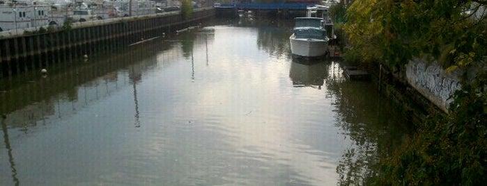Gowanus Canal is one of Brokelandia - Did You Eat It?.