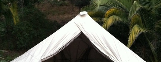 El Capitan Canyon is one of Go Glamping!.