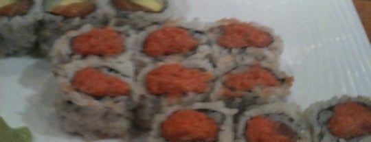 Quan Sushi is one of Jury Duty.