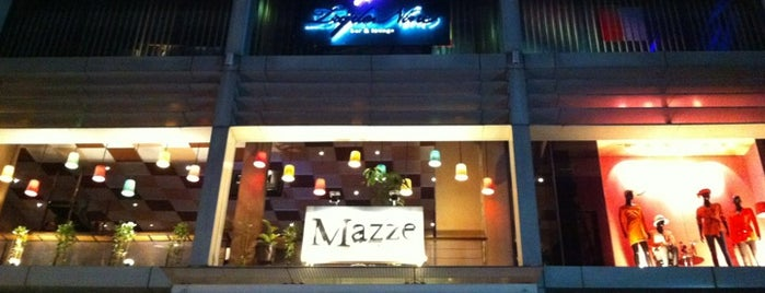 Triple Nine 999 Bar is one of Nightlife Spots @ Jakarta.