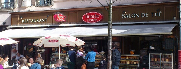 Brioche Dorée is one of To Do in France.