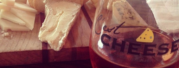 C'est Cheese is one of North Fork.
