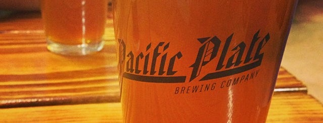 Pacific Plate Brewing Company is one of Breweries - Southern CA.
