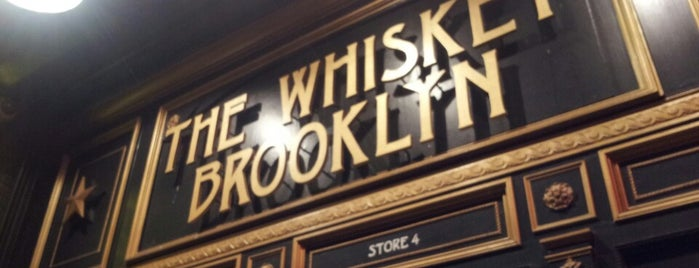 The Whiskey Brooklyn is one of Play/theme.