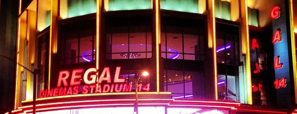 Regal Cinemas LA LIVE Stadium 14 is one of Top picks for Movie Theaters.