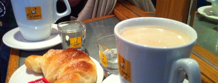 Caffellini is one of Stockholm: Top picks for Coffee Shops.