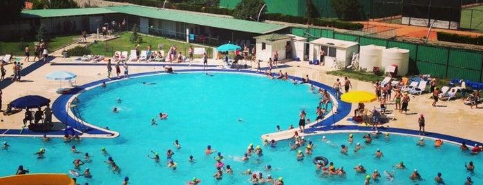Keçiören Belediyesi Kalaba Spor Kompleksi is one of www.AnkaraSporMerkezleri.com.