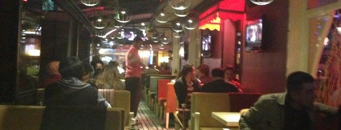 Tabu Cafe is one of EN FAVORİ MEKANLAR!!!!!!!!!.