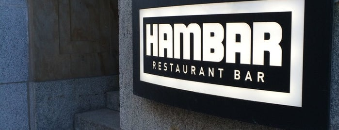 Hambar is one of Best Terrasses in Montreal.