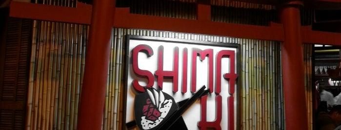 Shimaki Culinária Japonesa is one of Guia Rio Sushi by Hamond.