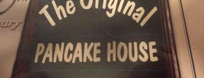 The Original Pancake House is one of Michigan Breakfast.