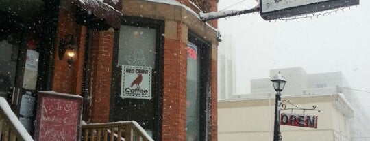 Red Crow Coffee is one of Hamilton Area: To-Do.