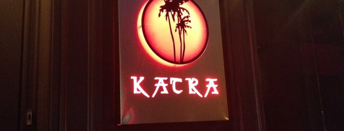 Katra Lounge is one of Guide to New York's best restaurants.