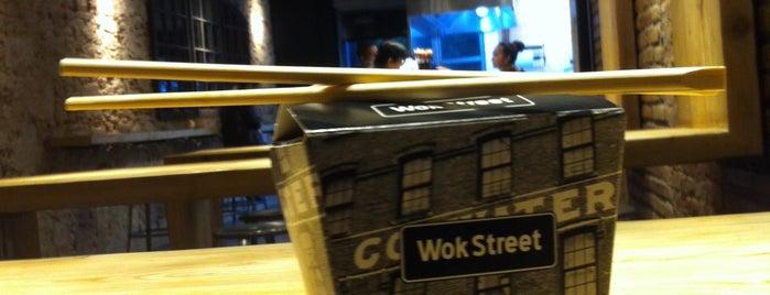 Wok Street is one of My Barcelona!.