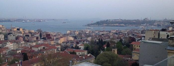 Koç Pera is one of Istanbul 2015.