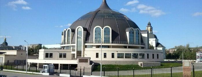 Тульский государственный музей оружия is one of Москва и загородные поездки.
