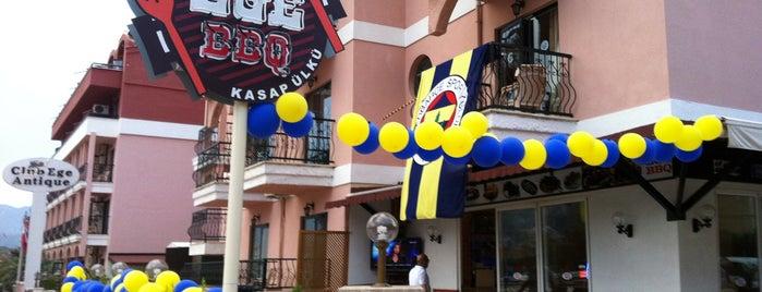 Ege BBQ Kasap Ülkü is one of Cennet ve İlçeleri.