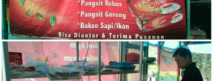 Bakmi Bangka 38 is one of Sunter.