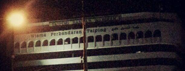 A Rahman Taiping is one of Makan @ Utara #12.