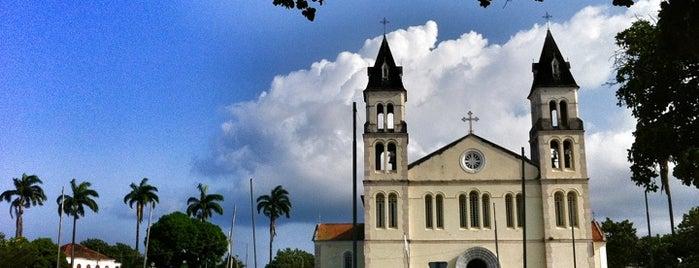 São Tomé is one of World Capitals.