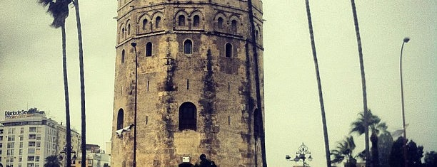 Torre del Oro is one of 1,000 Places to See Before You Die - Part 2.