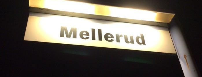 Mellerud Station is one of Tågstationer - Sverige.