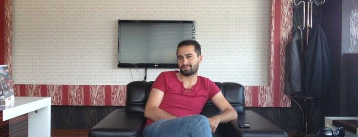 Medya Gets Outdoor is one of Açıkhava Mecraları.