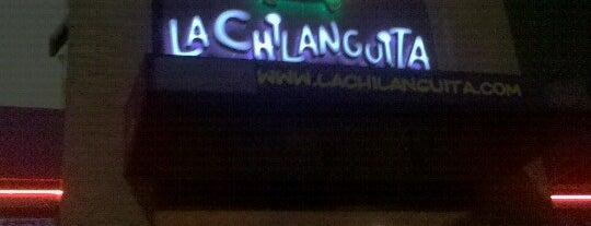 La Chilanguita is one of Crudeando D.F..