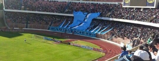 Estadio Hernando Siles is one of Events To Visit....