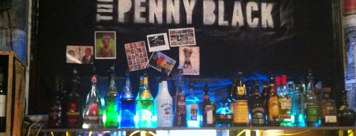 The Penny Black is one of Social around the world.
