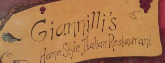 Giannilli's Home Style Italian is one of Food joints.