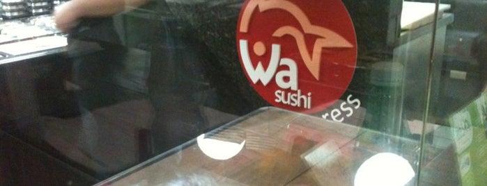 Wamaki Sushi Express is one of Japoneses • Florianópolis.