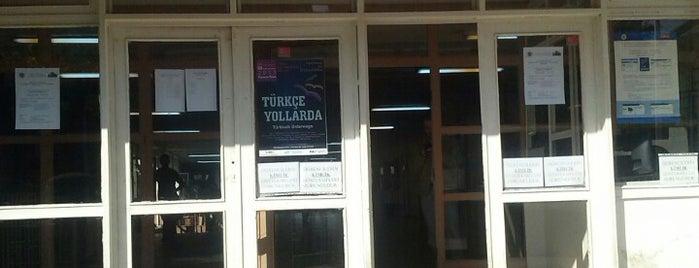 Yabancı Diller Bölümü is one of Temmuz 7 2017.