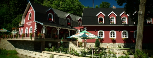Restaurace a penzion U Zběhlíka is one of Snobka.cz.