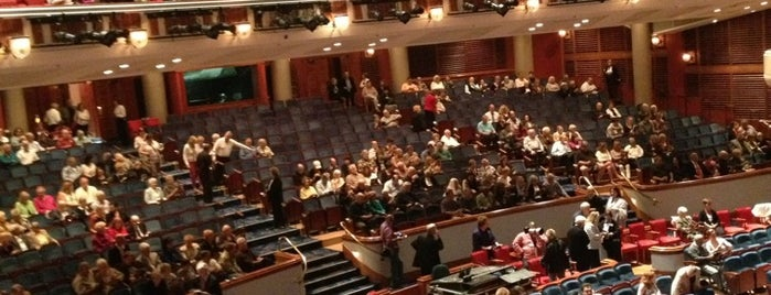 Broward Center for the Performing Arts is one of New Times' Best Of Broward - Palm Beach - VMG.