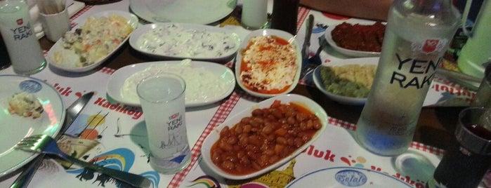Şelale Rakı & Balık is one of 20 favorite restaurants.